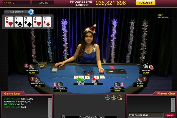 Tempat Bermain Judi Poker