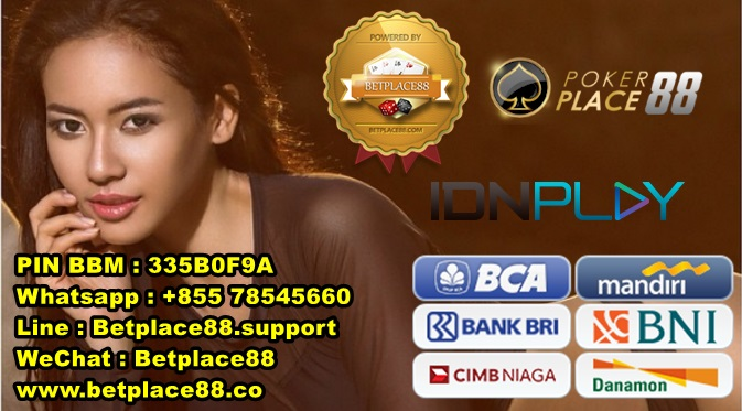 Judi Poker Bank CIMB Niaga Online 24 Jam